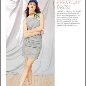CAbi Style 5267 Everyday Dress Heather Grey Large